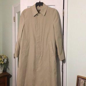 Men's London Fog Main Coat like new